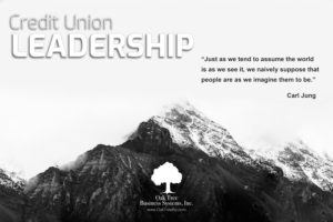 Credit Union Leadership Inspirational Quote
