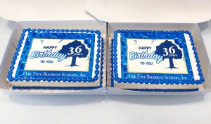 Oak Tree Celebrates 36 years of business working in the credit union community
