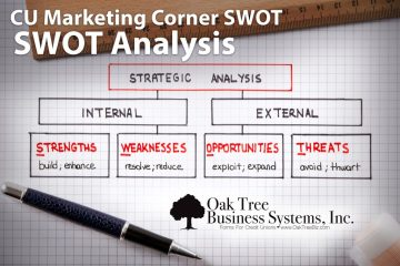 Credit Union Marketing Corner SWOT Analysis Article