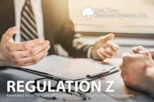 2015 Credit Union Regulation Z Changes