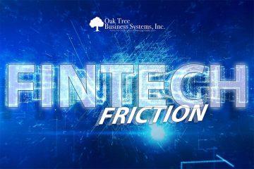 Fintech Friction
