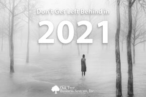 Don't let your Credit Union get left behind in 2021