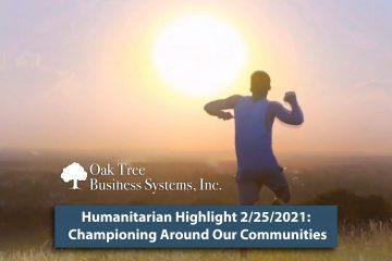 Humanitarians Championing around Communities