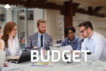 Strategic Budget Planning
