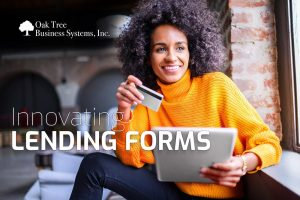 Innovating Lending Forms at your Credit Union