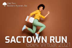 SacTown Virtual Run 2021