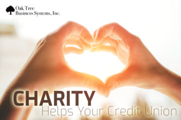 How charity can help your credit union