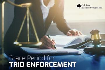 2015 TRID Enforcement Grace Period