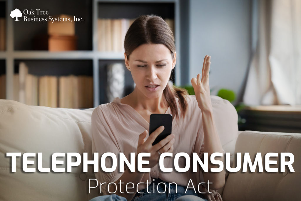 The Telephone Consumer Protection Act