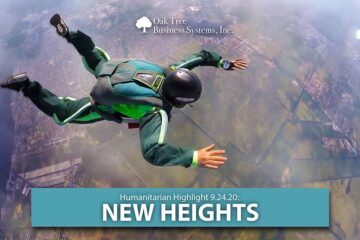 Humanitarian Highlight 9/24/2020 | New Heights
