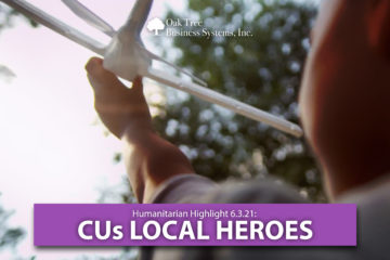 Humanitarian Highlight 6.3.2021   CUs Local Heroes