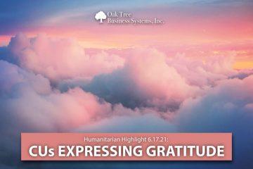 Humanitarian Highlight 6.17.21   Expressing Gratitude