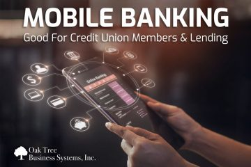 Mobile Banking Good For CU Members & Lending