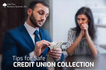 Tips for Safe Credit Union Collections