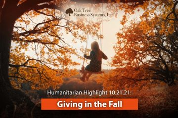 Humanitarian Highlights - Giving in the Fall